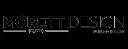 Moretti logo b&w