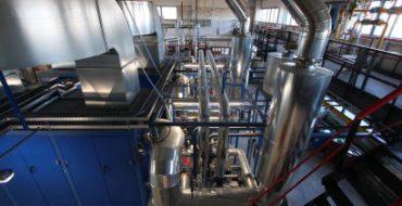 Biodujų jėgainė Kairių savartyne