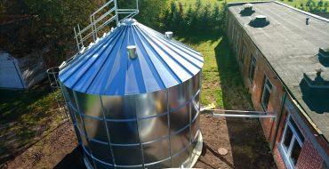 Biokuro ekologiška moderni katilinė
