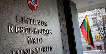 Lietuvos Respublikos ūkio ministerija audito finansavimo projektas